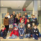 2011-11 Nurkowanie na Basen w Nowej Dębie z Drużyna 6tdh Sherwood